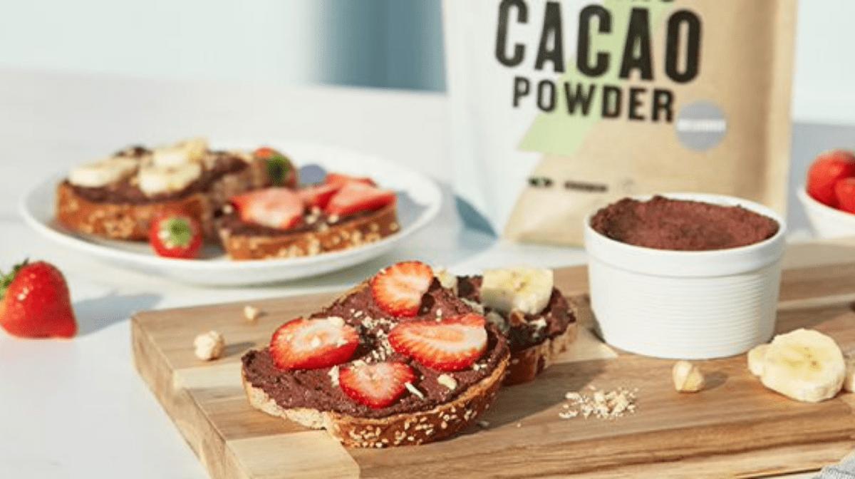 Vegan Chocolate Spread Recipe