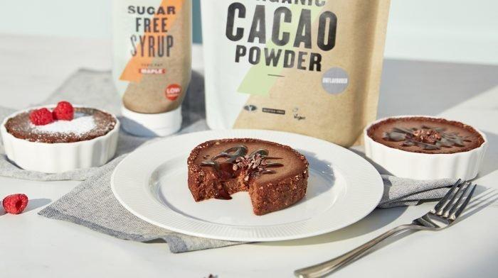 Vegan Chocolate Cheesecake