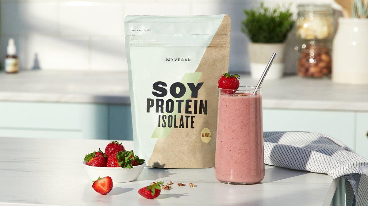 Breakfast Protein Smoothie Recipe