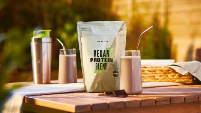 Best Vegan Protein Powder UK | Myvegan