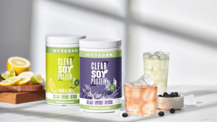 Clear Soy Protein | Myvegan