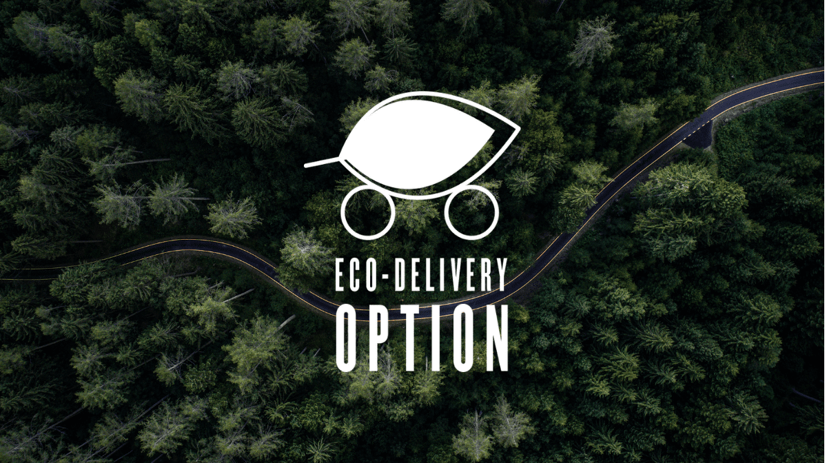 What is Our Eco-Delivery Option?