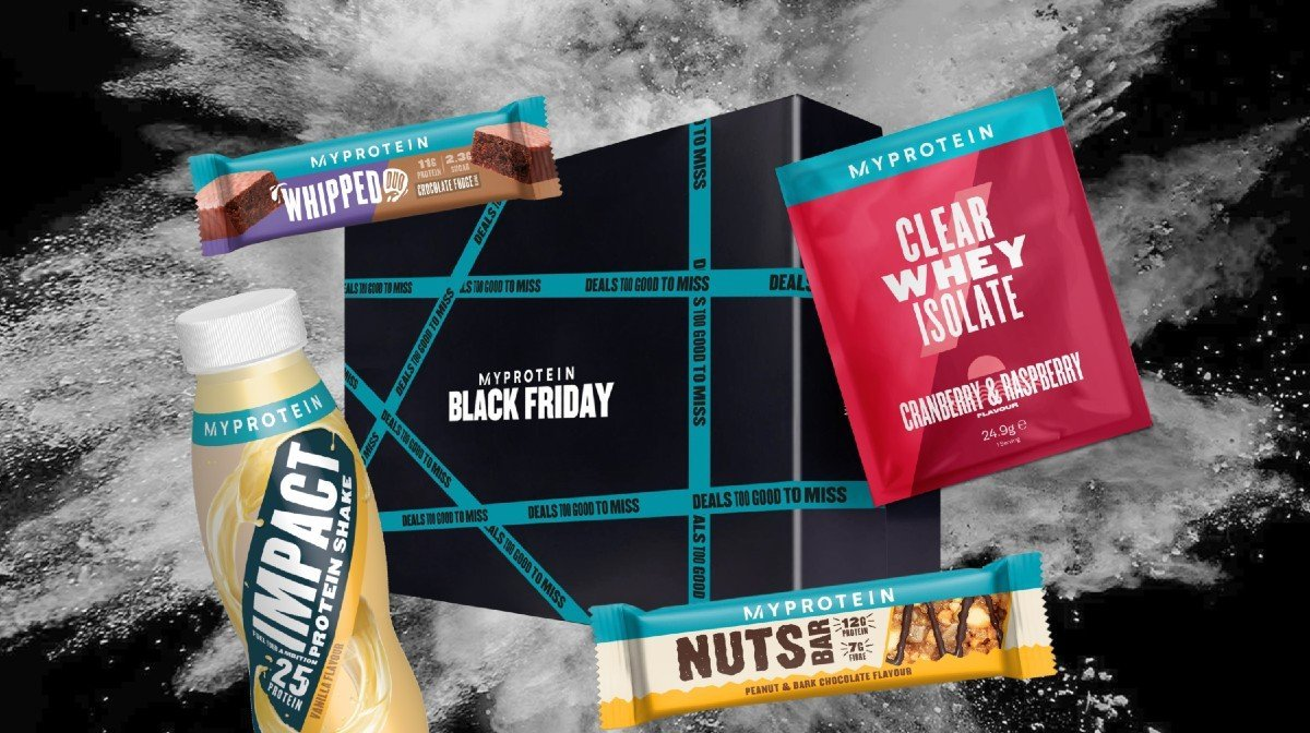 What To Buy This Black Friday   Supplement, Health & Nutrition Deals