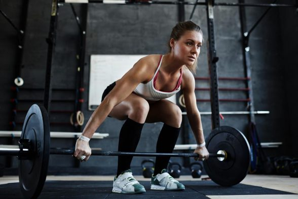 Training for Women   The Myths and Facts
