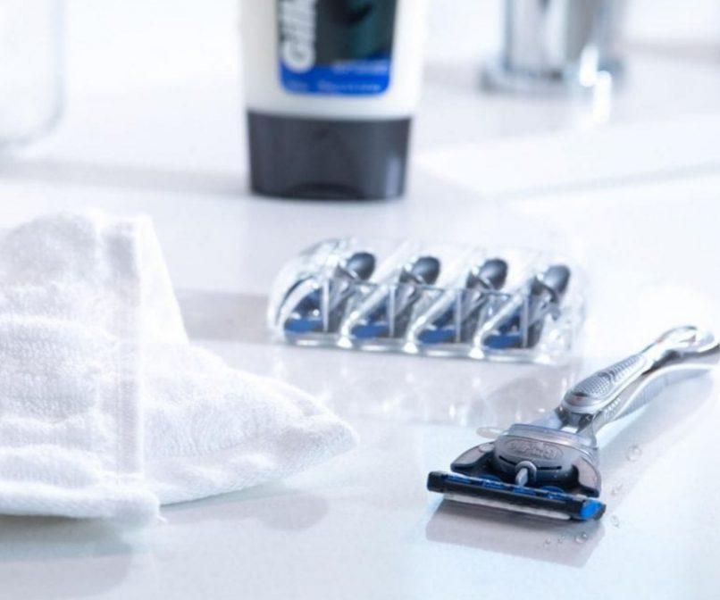 Studie belegt Skinguard Sensitive vermeidet Rasurbrand