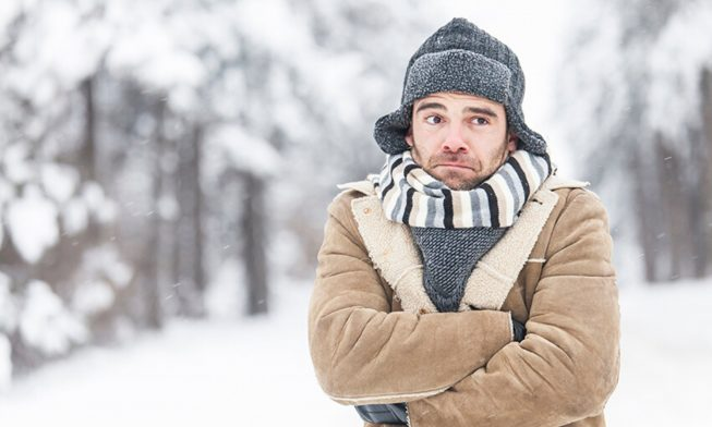 Hautpflege: So schützt Du trockene Haut im Winter