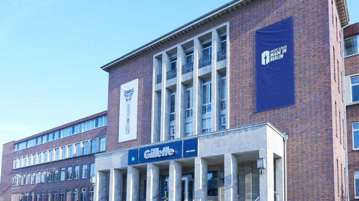 Gillette Made in Berlin