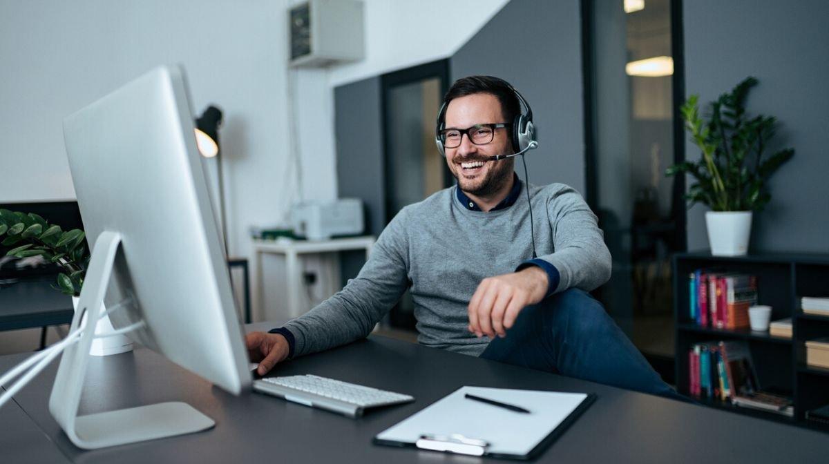 Wie Du bei Videokonferenzen eine gute Figur machst