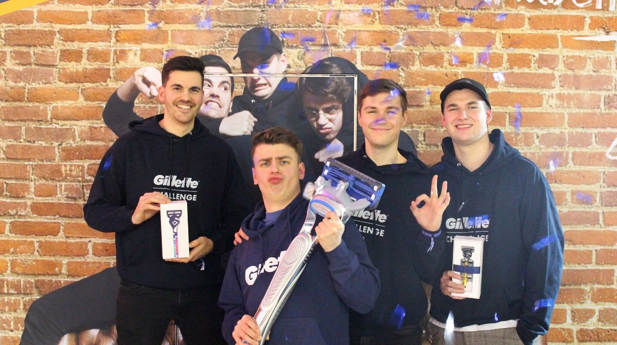 """Gamer Kevin """"Papaplatte"""" Teller ist das neue Gillette Gaming Markengesicht"""