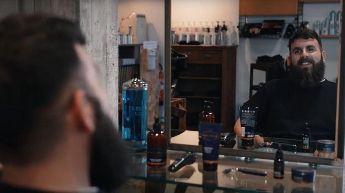 Video Tutorial: Bartpflege langer Bart