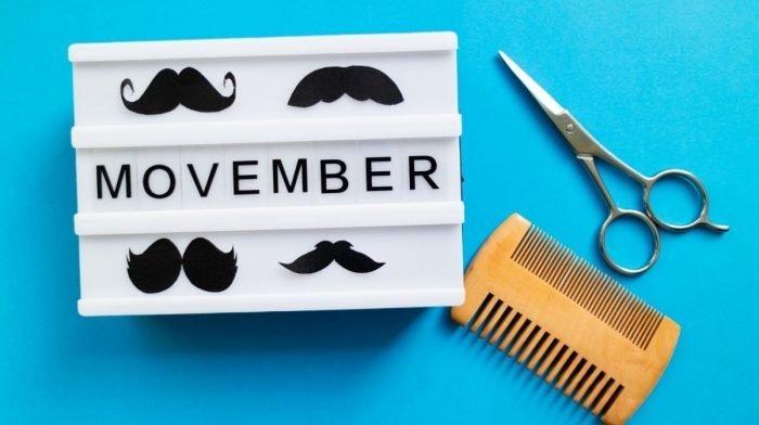 Darum geht es bei der Movember‐Kampagne