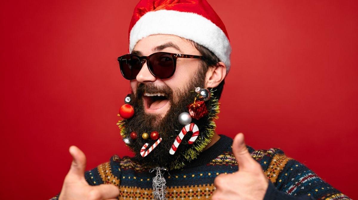Advent, Advent ein Weihnachtstrend: Der Weihnachtsbart