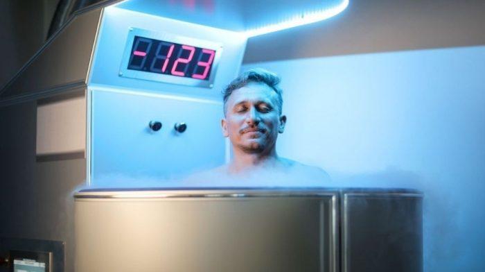 Kryotherapie: Die Vorteile von Kälte für Sportler