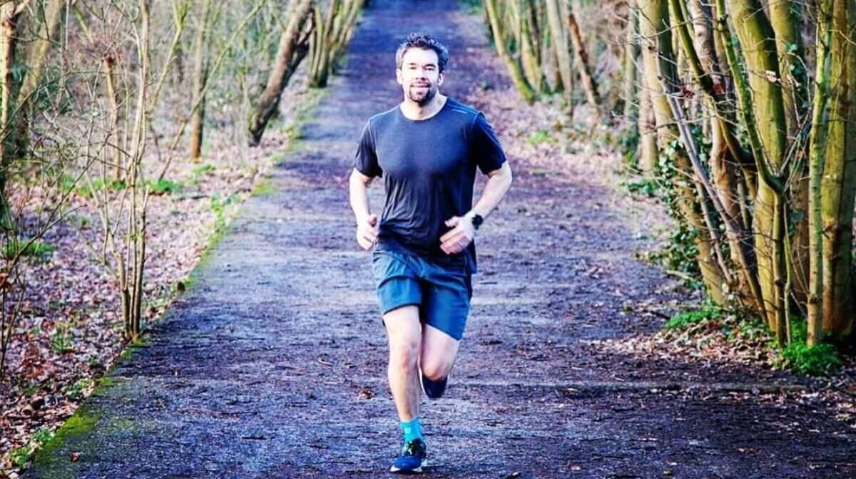 Joggen ist gut für Körper und Geist