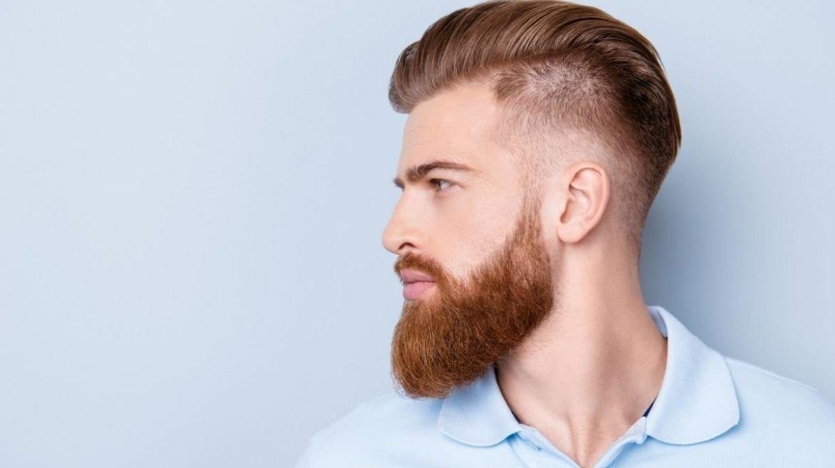 So kreierst Du den perfekten Bart‐Übergang