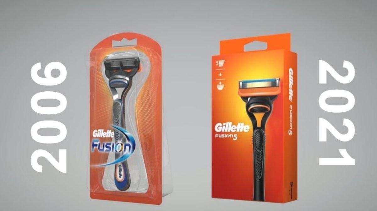Entwicklung einer 100 % plastikfreien Produktverpackung | Gillette DE