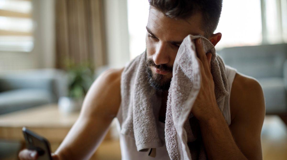 HIIT‐Workout zu Hause | Gillette DE
