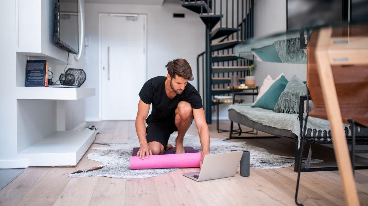 Workout zu Hause? So klappt es mit dem Home‐Workout!