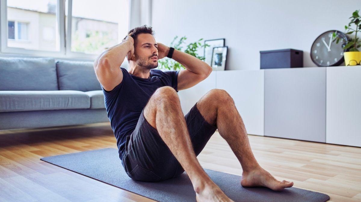 Workout zu Hause : So klappt es mit dem Home‐Workout!