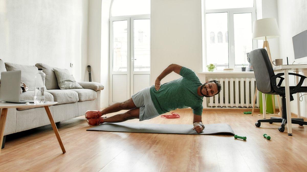Bodyweight Workouts zu Hause | Gillette DE