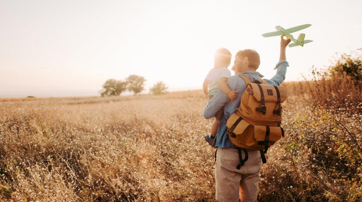Wochenendtrip als Vatertagsausflug | Gillette DE