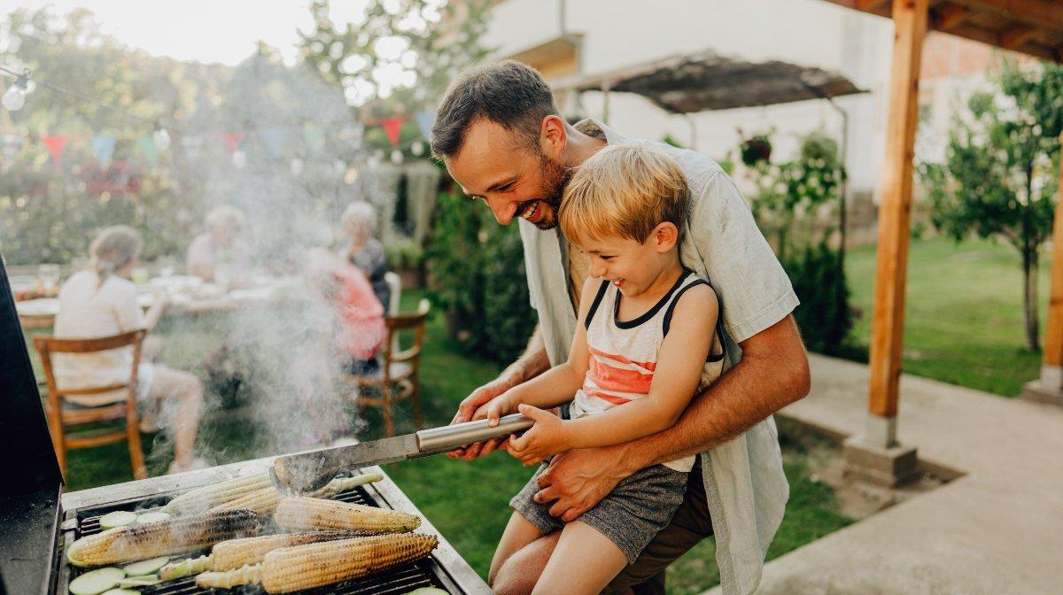 Angrillen mit den Jungs am Vatertag | Gillette DE