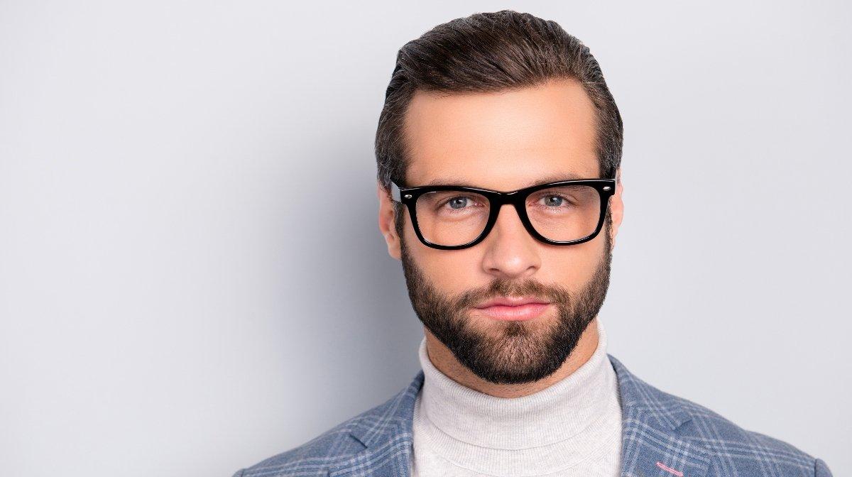 Bart Styles für quadratische Gesichtsformen | Gillette DE