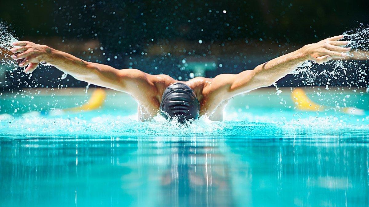 Wissenswertes: Schneller Schwimmen dank Rasur