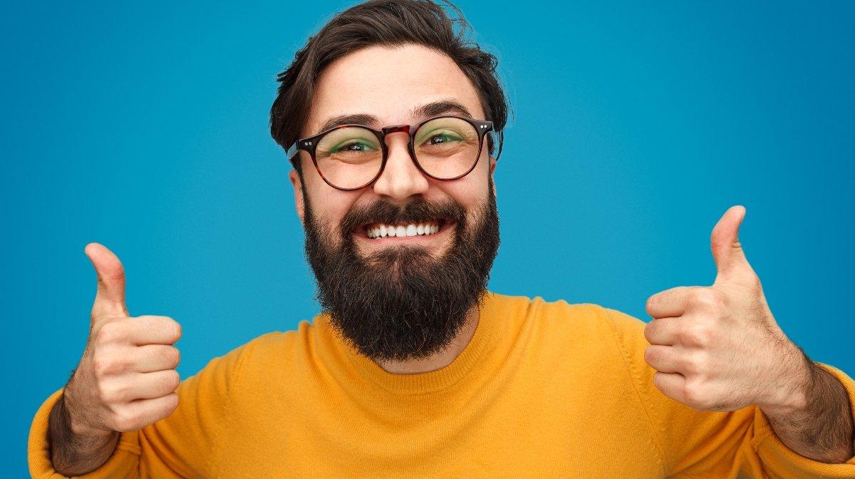 5 Fehler, die Du vermeiden solltest, wenn Du einen langen Vollbart hast