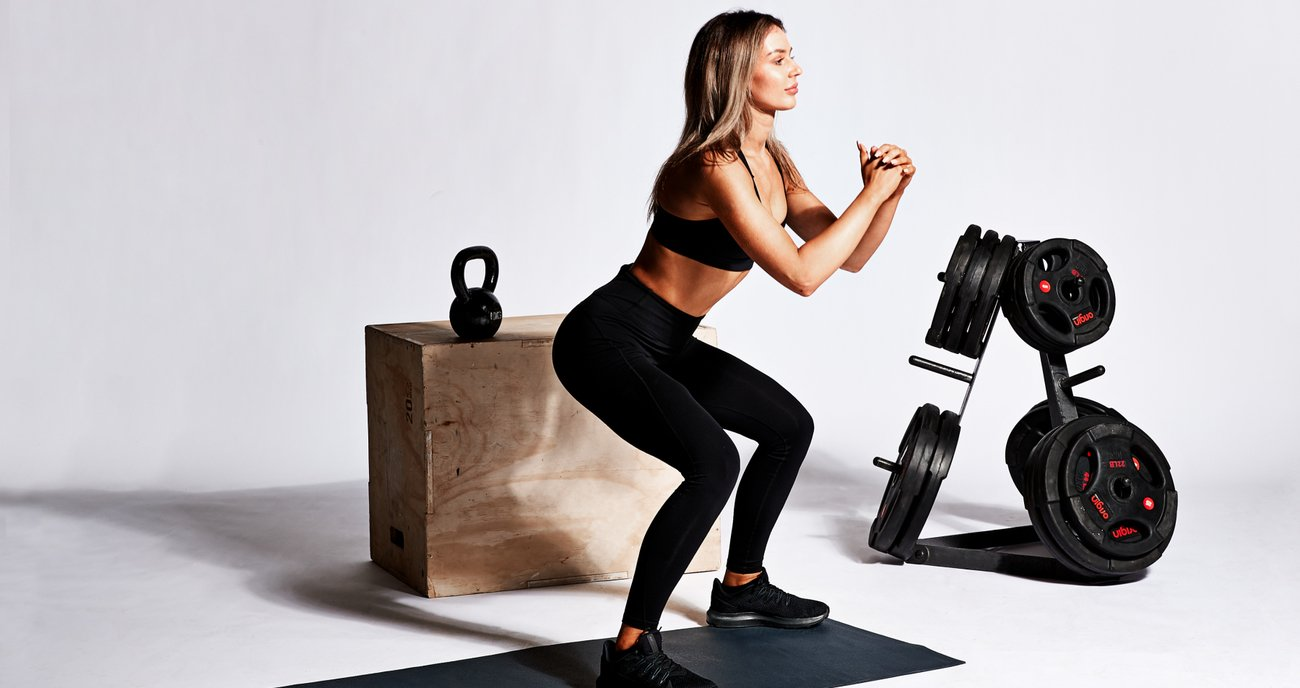Probeer deze Lower Body Tone Up Workout