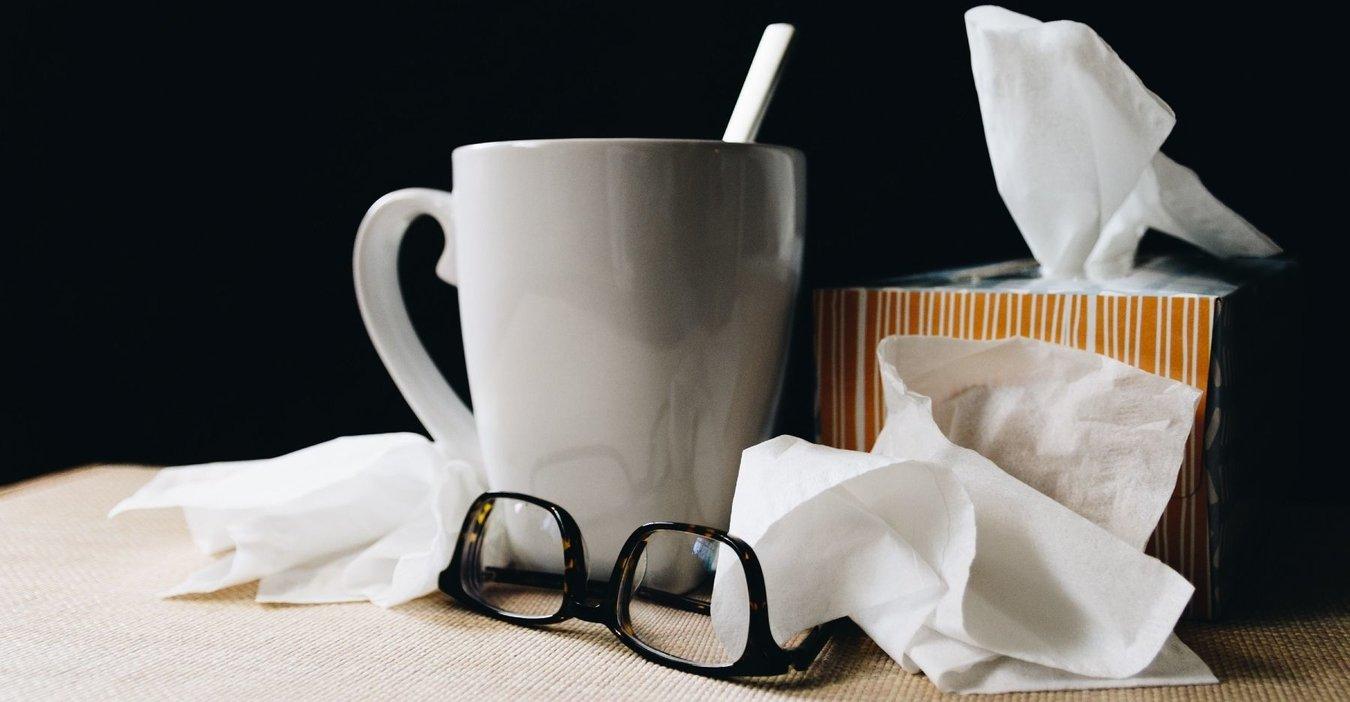 Kan je trainen als je verkouden bent?