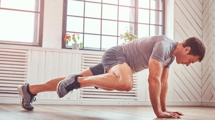 5 fitnessdoelen die je jezelf kunt stellen tijdens de zelfisolatie
