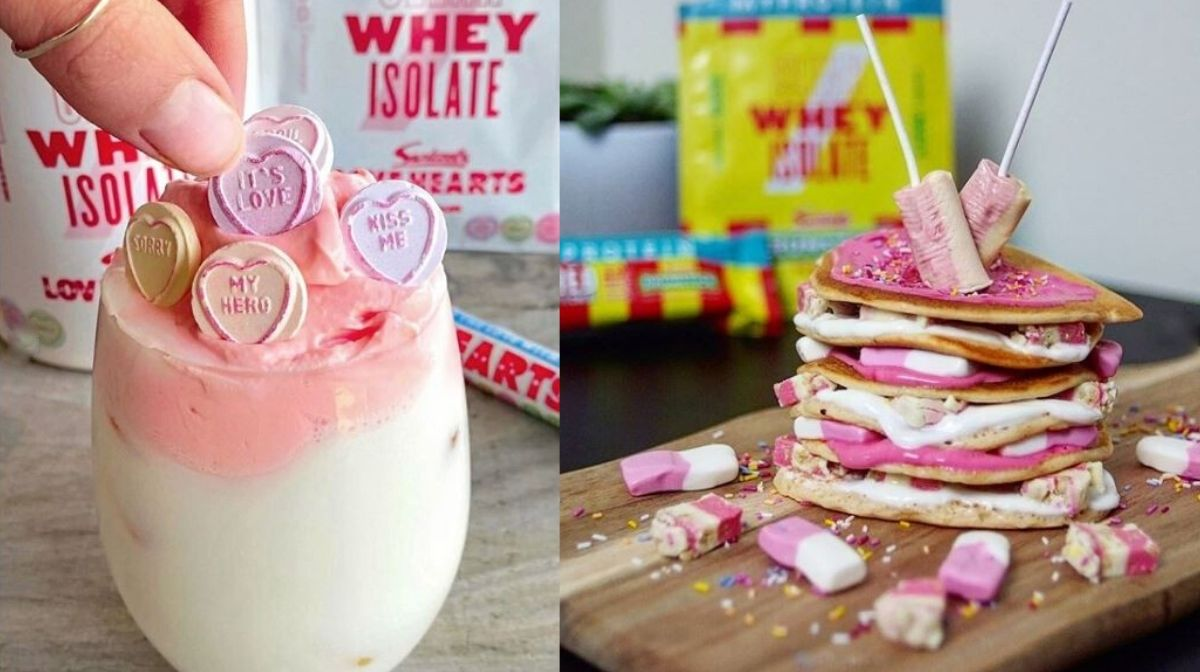4 Sweet Protein Recipes, Tried & Tested By You #SweetGains