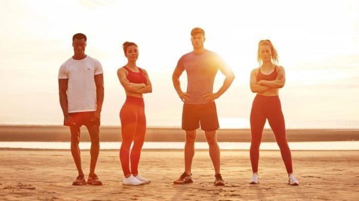 5 'social distancing' sporten die je kunt spelen in teams van maximaal 6