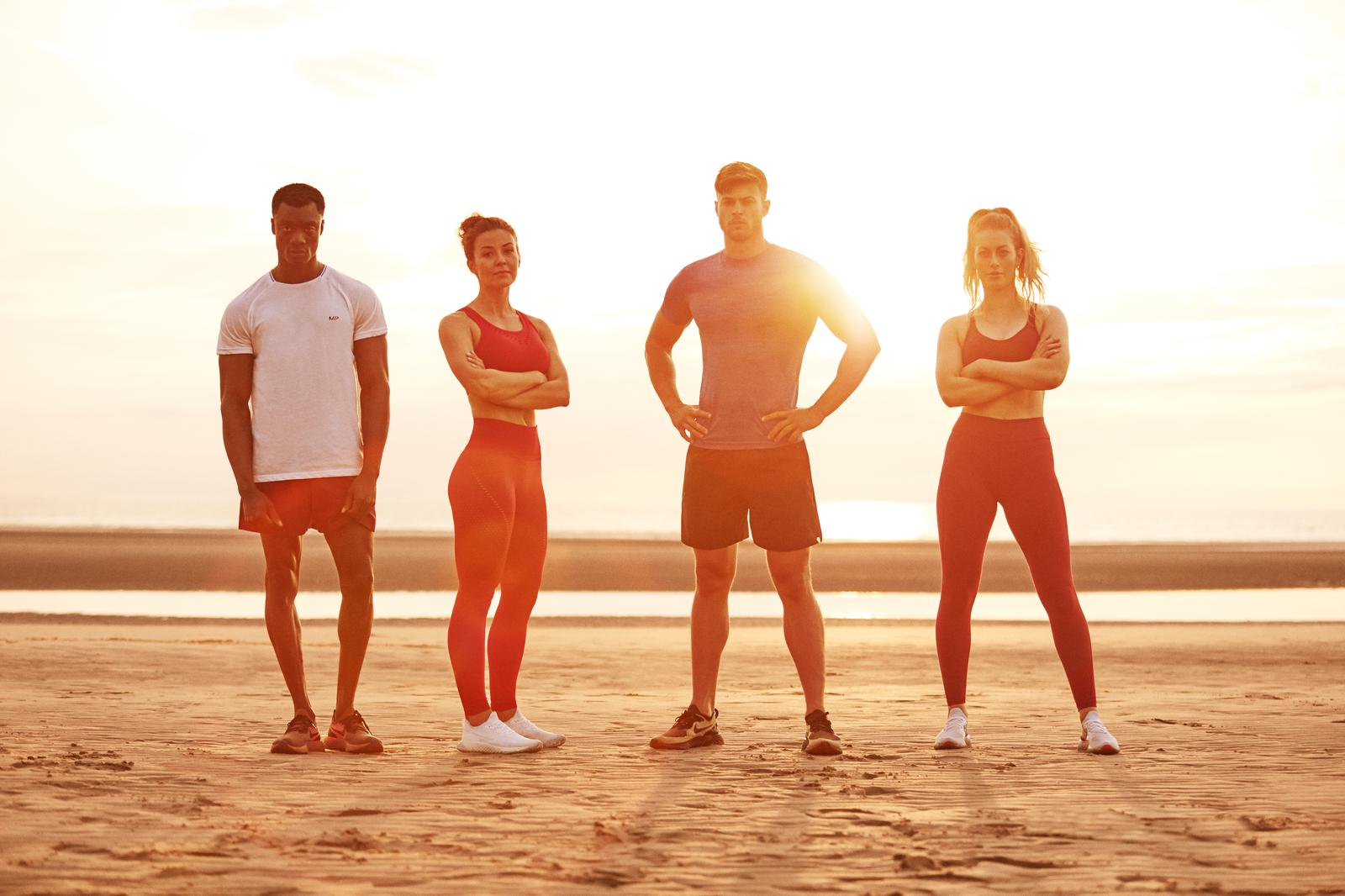Beste gezondheids- en fitness-gebeurtenissen die in 2020 hebben plaatsgevonden