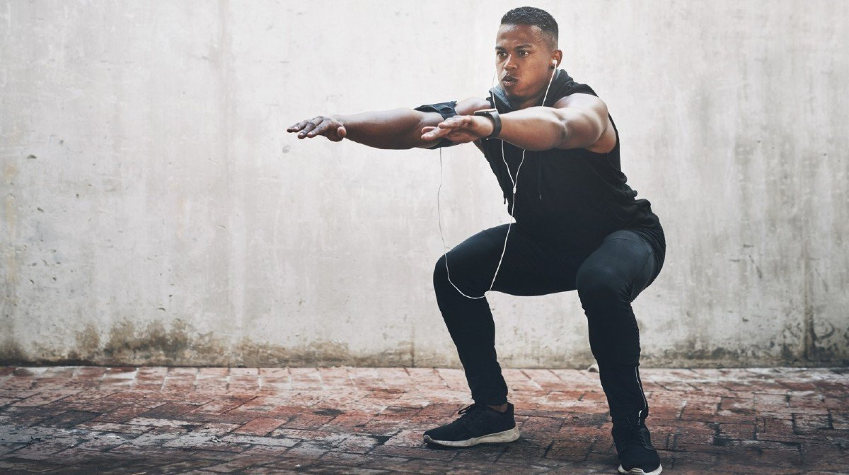 Full-Body Workout | 10 lichaamsgewichtoefeningen