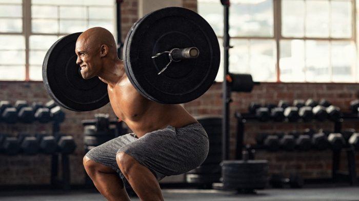 Wacht niet op het squatrek | 3 Barbell Squat-alternatieven