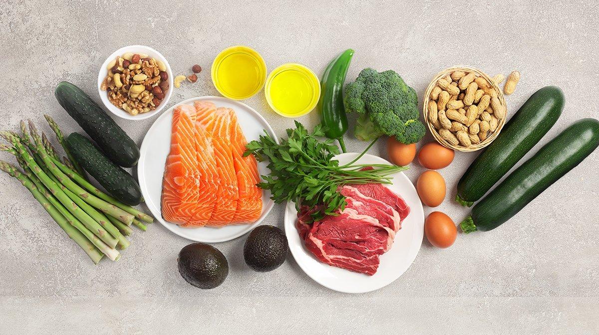 Hoe je spieren opbouwt met een Keto-dieet