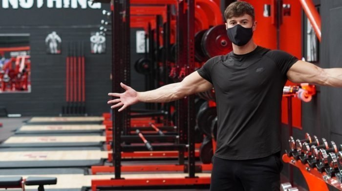 Alex Beattie's Return To The Gym | First Post-Lockdown Workout
