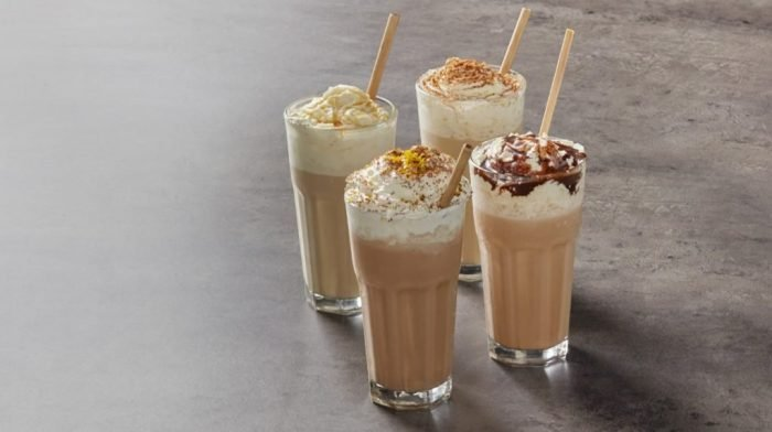 Iced Coffee Protein Shakes 4 Ways