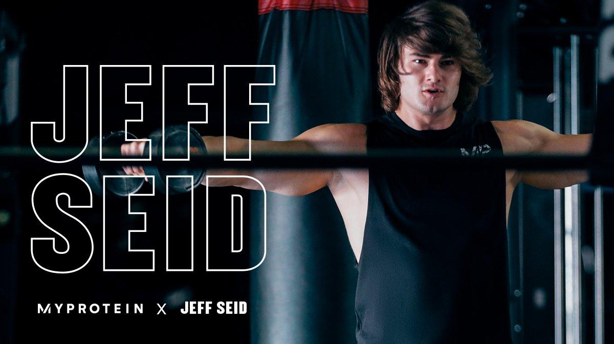 Jeff Seid | Zijn motivatie, hoe hij een Natural Bodybuilding Pro werd & lid worden van Team Myprotein