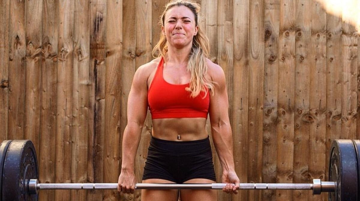 Van 400m hordenloper naar functional fitnessfanaat | Wie is Samantha Brown?