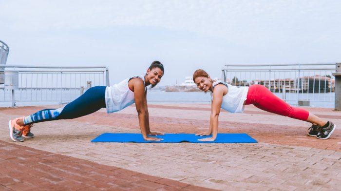 Kun jij de push-up Challenge aan? | 100 push-ups gedurende 30 dagen