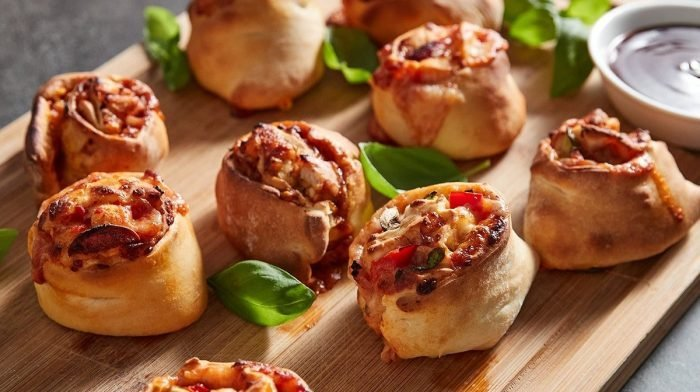 Pizza Rolls 3 Ways