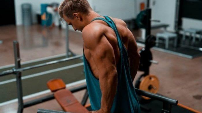 Hoe triceps-dips te doen