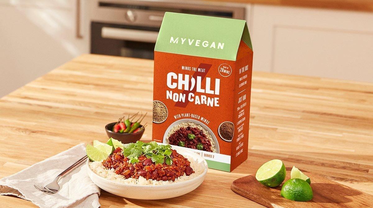 We hebben een van onze Vegan Meal Kits vergeleken met een kant-en-klaarmaaltijd in de supermarkt