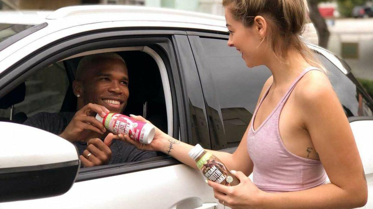 Protein Water Is Perfect Voor On-The-Go Fitness Fans