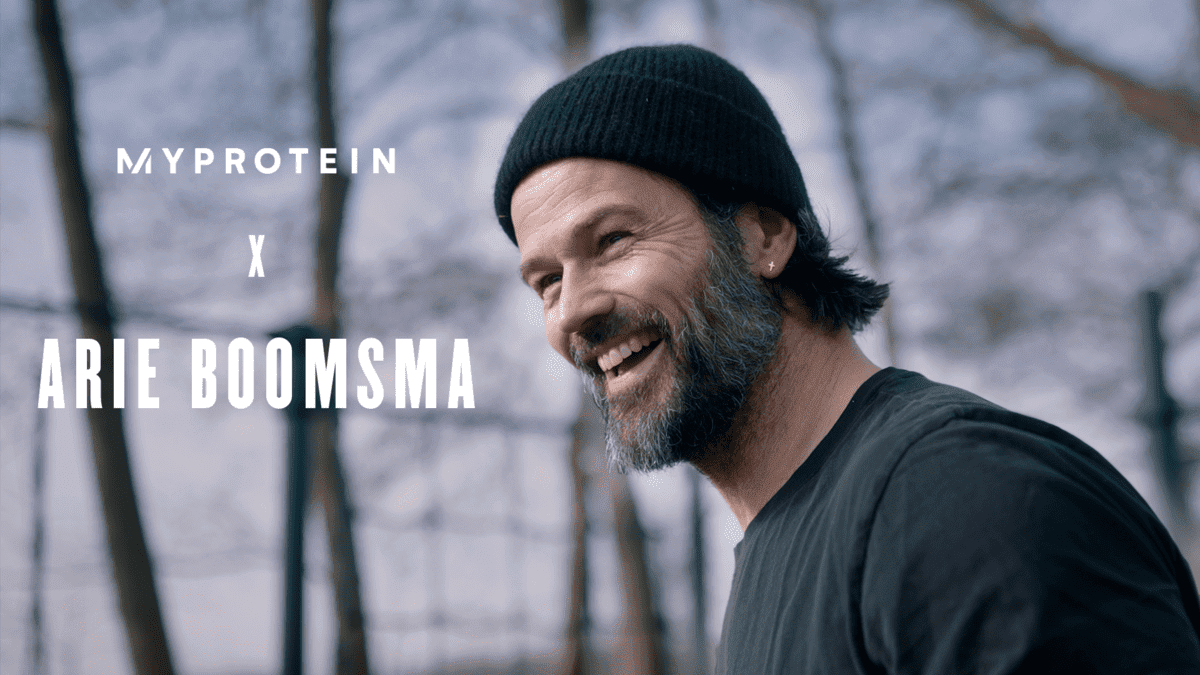 Myprotein X Arie Boomsma