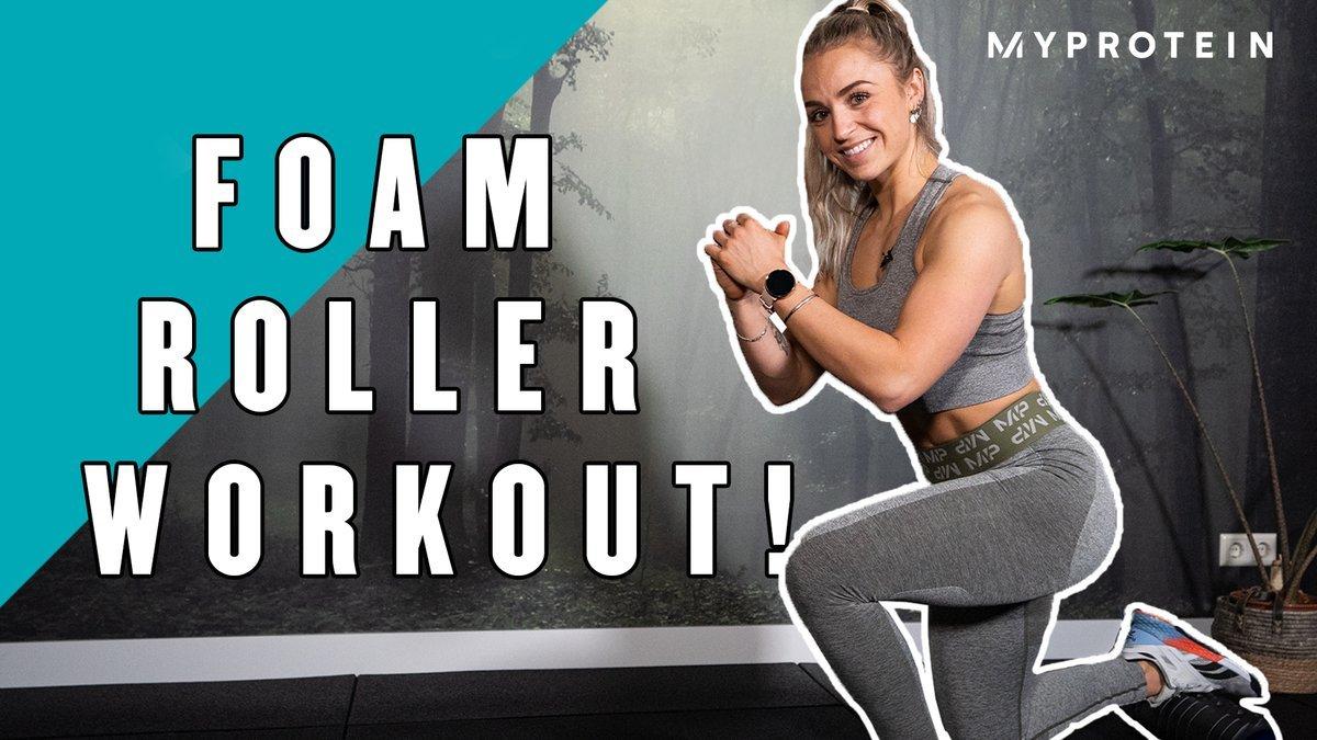 Foam Roller Workout | Home Workout