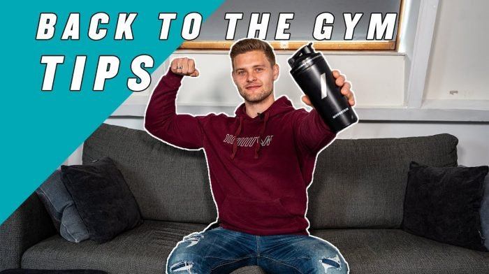 Waar Moet Je Op Letten Als Je Weer Naar De Gym Gaat | Back To The Gym